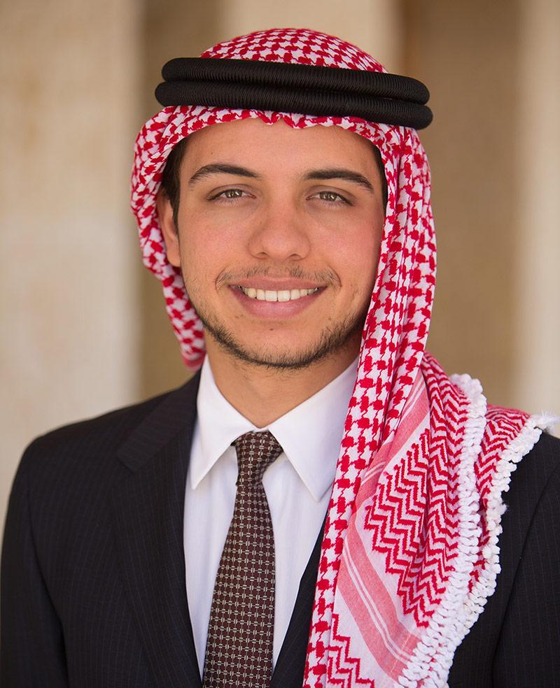 HRH Crown Prince Al Hussein Bin Abdullah II