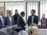 Crown Prince visits Luminus Group
