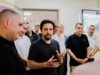 نائب جلالة الملك يفتتح مختبر الألعاب الإلكترونية في محافظة العقبة