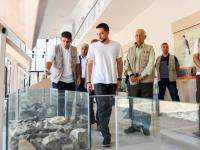 Crown Prince inaugurates Shaumari Wildlife Reserve's visitor centre