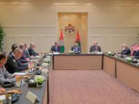 نائب الملك، ولي العهد يترأس اجتماعا لمجلس السياسات الوطني