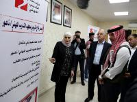 Crown Prince briefed on success stories of Naour Vocational Training Centre graduates