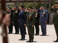 King attends JAF ceremony marking Accession to the Throne Day, Great Arab Revolt anniversary, and Army Day