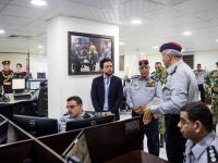 Crown Prince visits Civil Defence Directorate