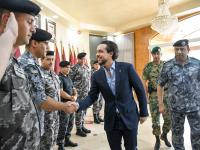 Crown Prince visits General Directorate of the Gendarmerie