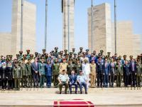Deputising for King, Crown Prince attends Royal Jordanian National Defence College graduation