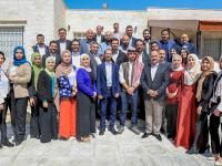 Crown Prince meets with leading youth in Irbid, urges them to persist in their determination