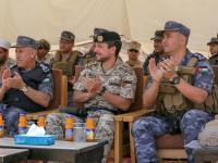 ولي العهد يرعى حفل تخريج دورة الكوماندوز 15 في قيادة القوة البحرية والزوارق الملكية