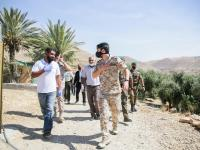 Crown Prince visits income-generating project in Thiban funded through Inhad