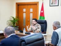 Crown Prince chairs follow-up meeting on implementation of Aqaba strategic plan