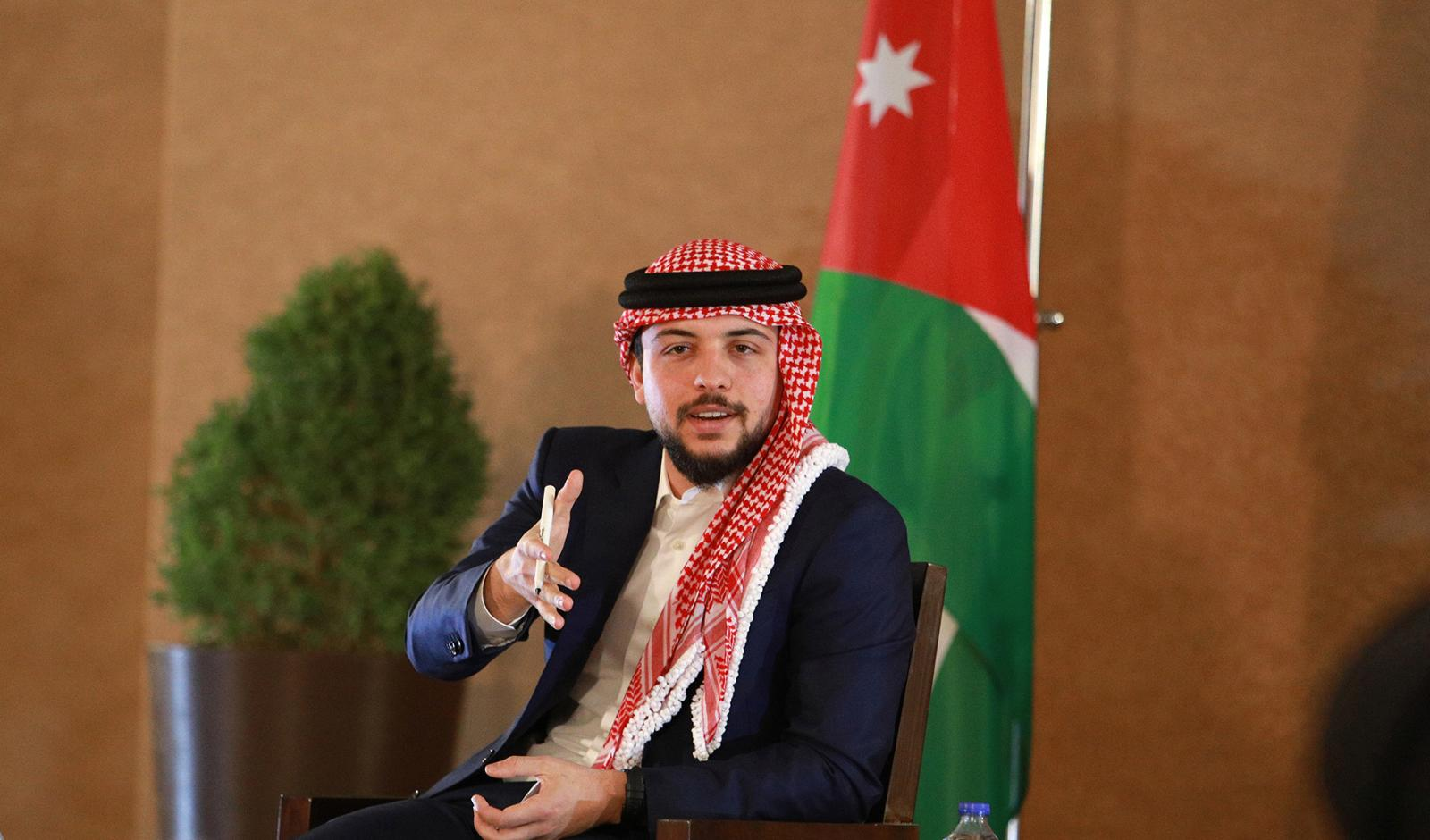 Crown Prince meets youth from governorates