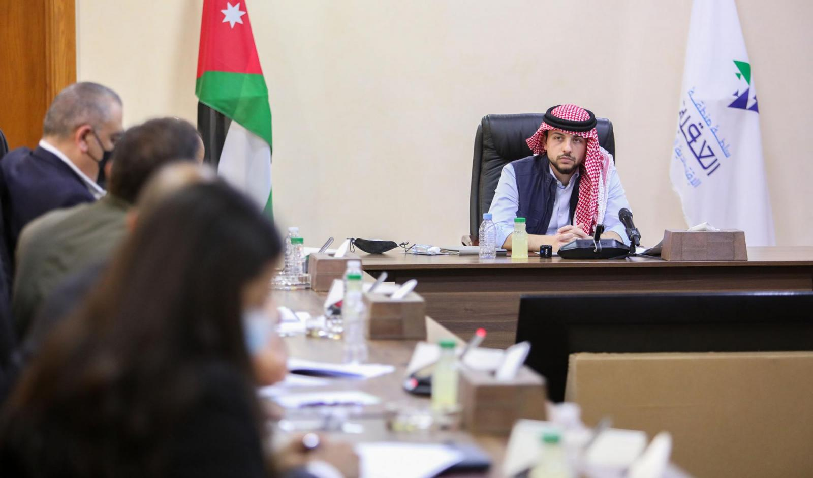 Crown Prince calls for revisiting ASEZA's project implementation mechanisms