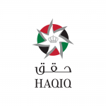 The logo for the Haqiq Initiative