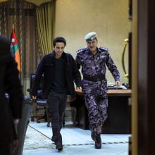 سمو الأمير الحسين بن عبدالله الثاني، ولي العهد، يزور المديرية العامة للدفاع المدني