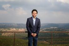 سمو الأمير الحسين بن عبدالله الثاني، ولي العهد، يفتتح الأكاديمية الملكية لحماية الطبيعة في عجلون