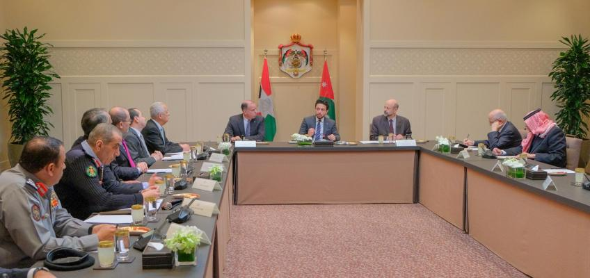 Regent chairs National Policies Council meeting