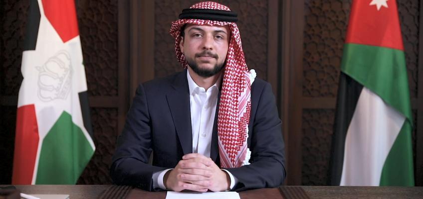 """ولي العهد في القمة العالمية """"للصناعة والتصنيع"""":الأردن يؤمن بقيادة جلالة الملك بأن الطريق إلى الأمام مبني على التكامل العالمي"""