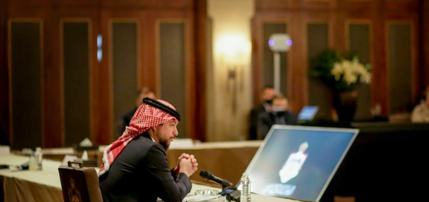 تنفيذا للتوجيهات الملكية، ولي العهد يتابع سير إعداد برنامج مخصص لدعم المتقاعدين العسكريين