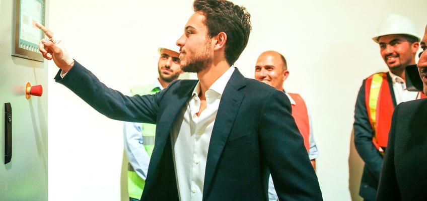 Hussein Bin Abdullah 2016