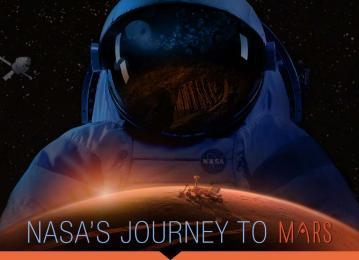 رحلة الى المريخ