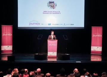 كلمة سمو الأمير الحسين بن عبدالله الثاني، ولي العهد، في الجلسة الافتتاحية في مؤتمر تيك وادي السنوي 2020 في السيليكون فالي بمدينة سان فرانسيسكو